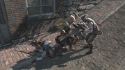 AC3 Connor Musket Impale