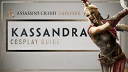 ACOD Kassandra Cosplay 01