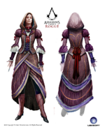 ACRG Hope Jensen - Concept Art