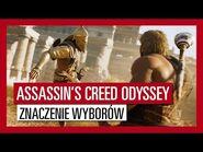 Assassin's Creed Odyssey – znaczenie wyborów