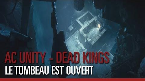 Assassin's Creed Unity - Dead Kings DLC - Trailer de lancement