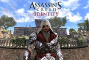 ACID Ezio with eyepatch
