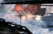 ACIV Jackdaw canon pirate hunter