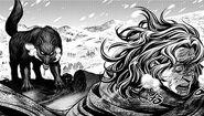 刺客信条英灵殿官方短篇漫画第一话封面