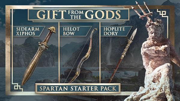 Spartan Starter Pack