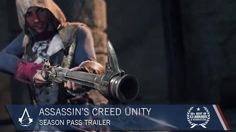 Assassin's Creed Unity Season Pass Trailer US