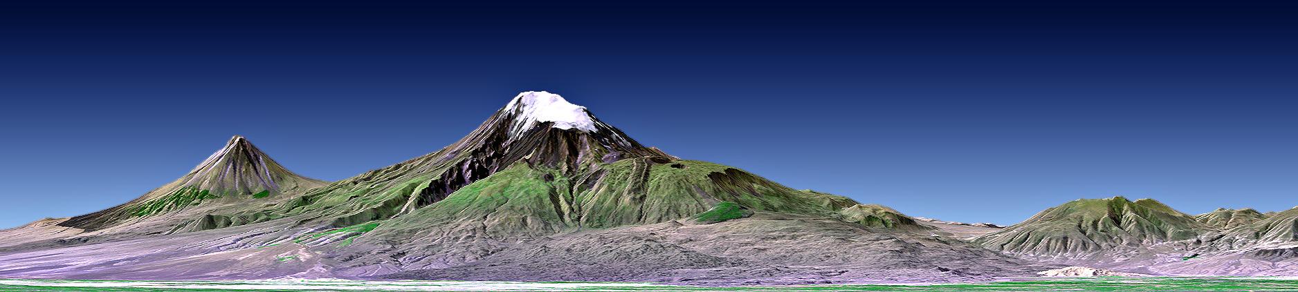 Arcemz/Mount Ararat - First Civilization Temple?