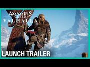 Assassin's Creed Valhalla- Launch Trailer - Ubisoft -NA-