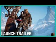 Assassin's Creed Valhalla- Launch Trailer - Ubisoft -NA-