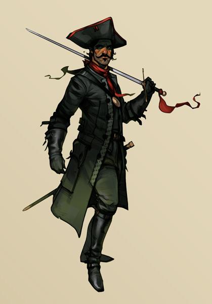 Captain (Liberation Animi Avatar)