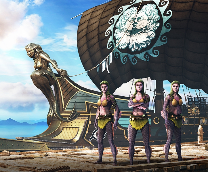 Odysseus Naval Pack