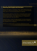 ACO Documentation - Animus Guide - New Heights with Aerie