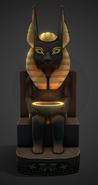 ACREB - Statue Anubis