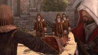 Ezio,Salai i Hermetyści