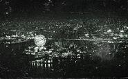 ACI Osaka nuit