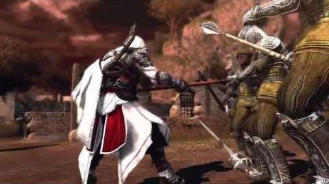 Assassin's Creed Brotherhood - launch trailer