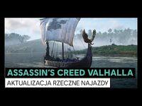 """Assassin's Creed Valhalla – Wprowadzenie do aktualizacji """"Rzeczne najazdy"""""""