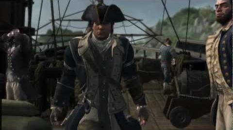 Assassin's Creed 3 - Démo commentée de la Bataille navale (GamesCom)