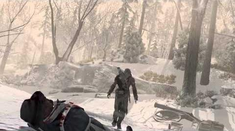 Assassin's Creed 3 - Tyranny Of King Washington - Official Wolf Power Trailer UK-2