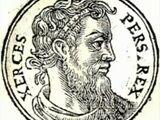 I. Xerxész perzsa király