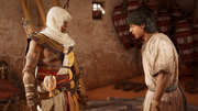 ACO New Kid in Town - Nehi and Bayek part ways