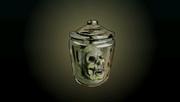 ACP Thinking Skull
