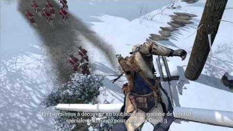 Assassin's Creed 3 - Trailer AnvilNext FR