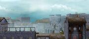 ACReb Acre citadel's walls