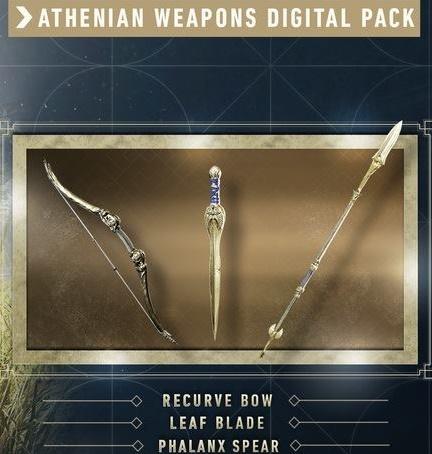 Athenian Weapons Digital Pack