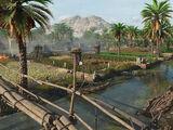 Oasis du Fayoum