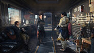 ACS QG Train Jacob Henry Green Evie Frye