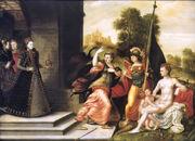 Elizabeth three goddesses