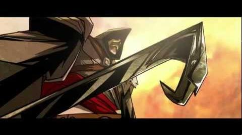 Assassin's Creed Revelations - adult swim animated commercial