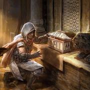 AC Identity - Italian Assassin opening a chest