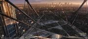 Assassin's Creed IV Black Flag Montreal Concept Art by EddieBennun