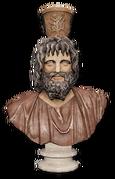 ACO Bust of Serapis