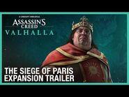 Assassin's Creed Valhalla- The Siege of Paris Expansion Trailer - Ubisoft -NA-