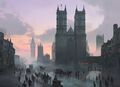 ACS Abbaye de Westminster concept