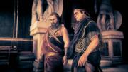 ACO End of the Snake - Flashback - Eudoros and Pothinus