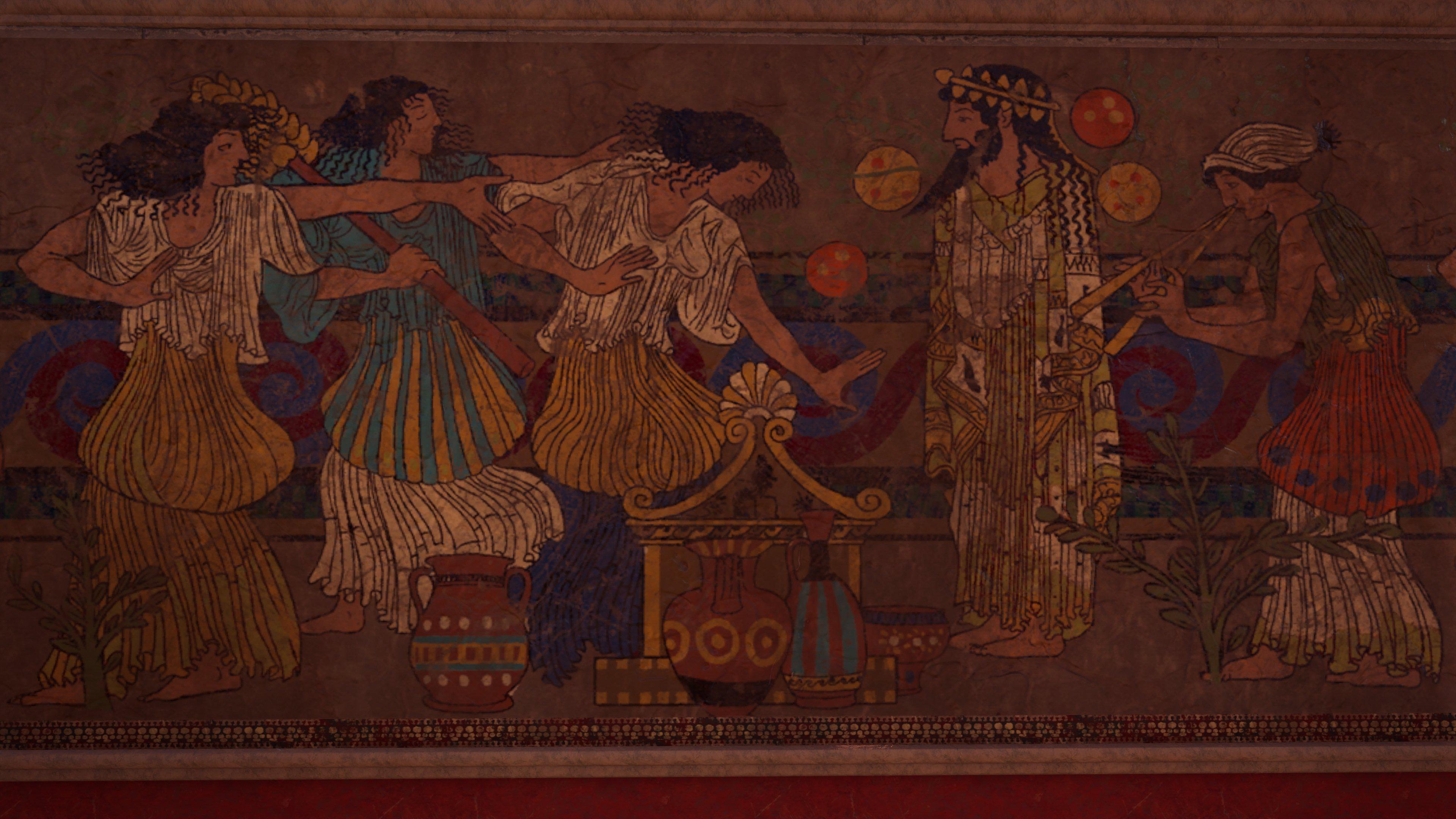 Cult of Dionysos