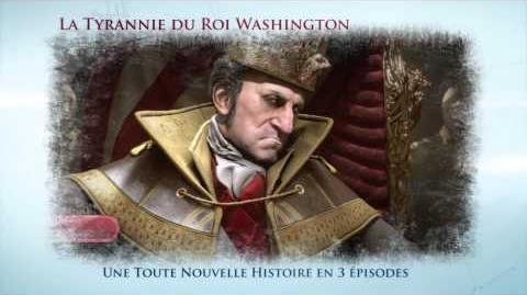 Assassin's Creed 3 - Trailer officiel Season Pass FR