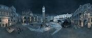Basilica di San Marco Square Panoramic