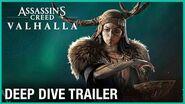 Assassin's Creed Valhalla Deep Dive Trailer Ubisoft NA