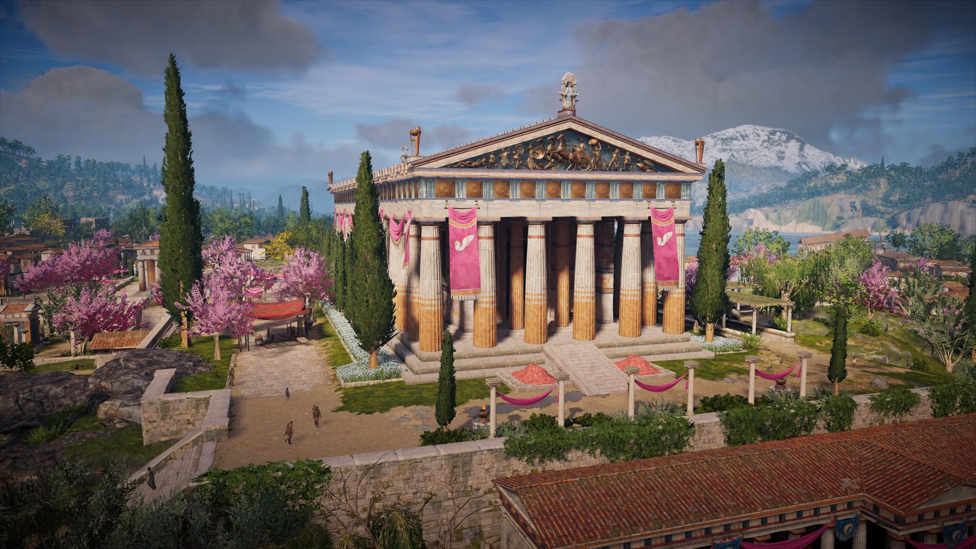 Temple of Apollo, Korinth
