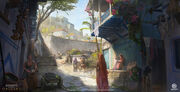 ACO Cyrene - Concept Art by Tsvetelin Krastev