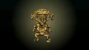 ACP Treasure Statue of Viracocha