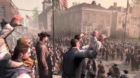 Assassin's Creed 3 - Trailer de lancement FR