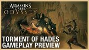 Assassin's Creed Odyssey Torment of Hades Gameplay Preview Ubisoft NA