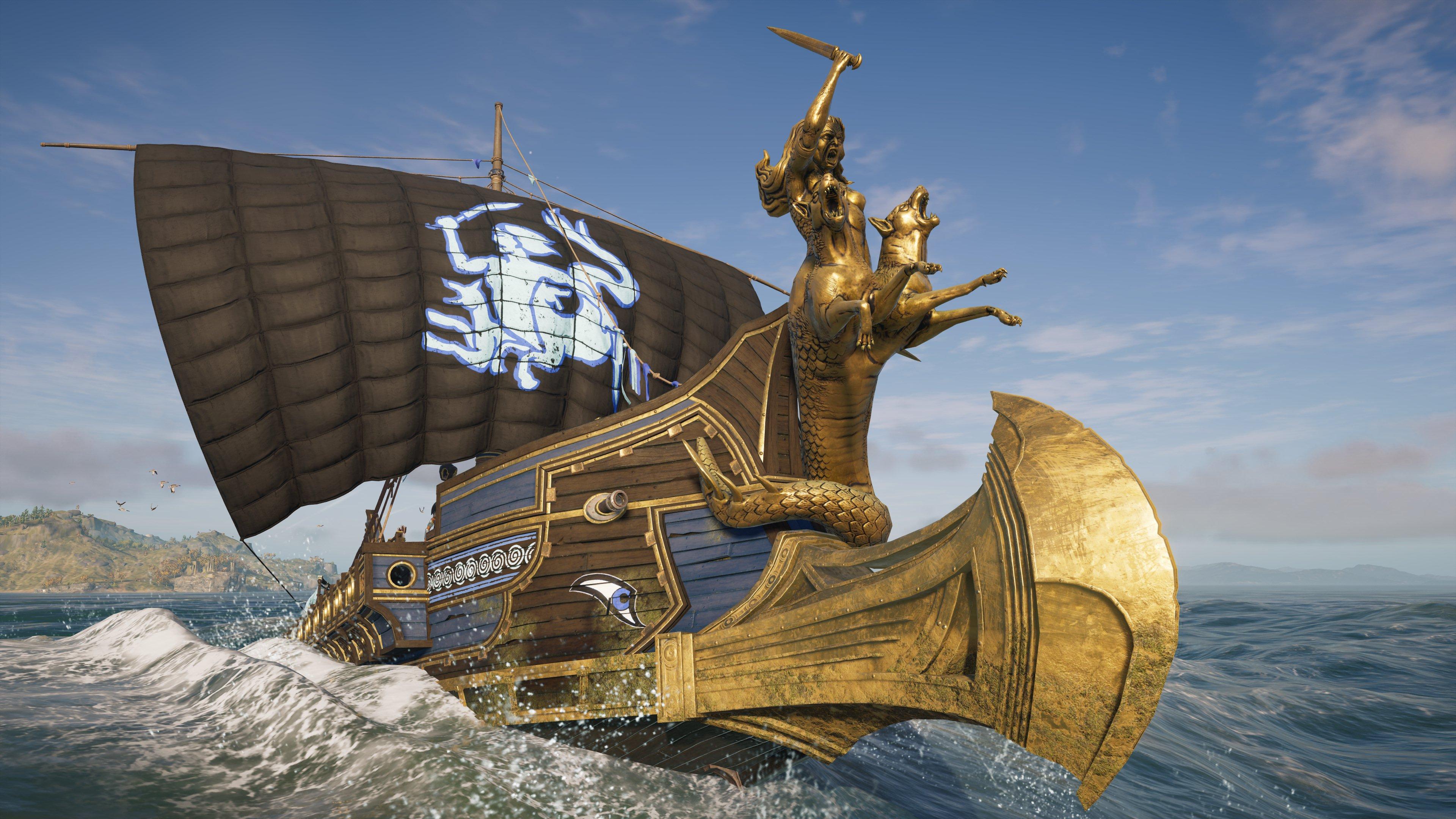 Charybdis & Skylla Naval Pack