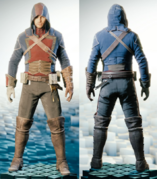 ACU Improved Military Outfit